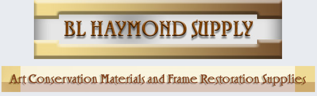 Art Conservation Materials and Frame Restoration Supplies - About Us